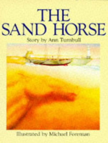 9780099627203: The Sandhorse (Red Fox Picture Books)