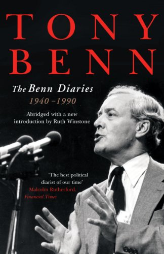 9780099634119: THE BENN DIARIES: NEW SINGLE VOLUME EDITION