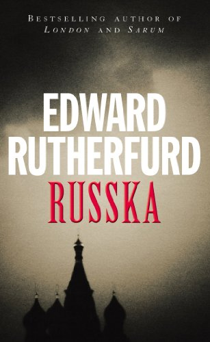 9780099635208: Russka: A Nation, a People, a Destiny