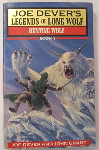 9780099637806: Hunting Wolf (Legends of the Lone Wolf, Book 4)