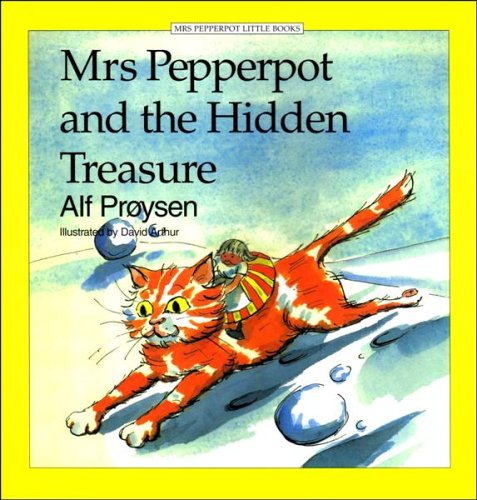 9780099637905: Mrs. Pepperpot and the Hidden Treasure