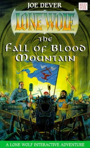 9780099642015: The Fall of Blood Mountain (Lone Wolf Book 26)