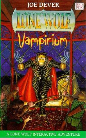 9780099642114: Vampirium (Lone Wolf)