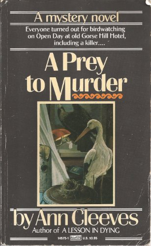 9780099642206: A Prey to Murder