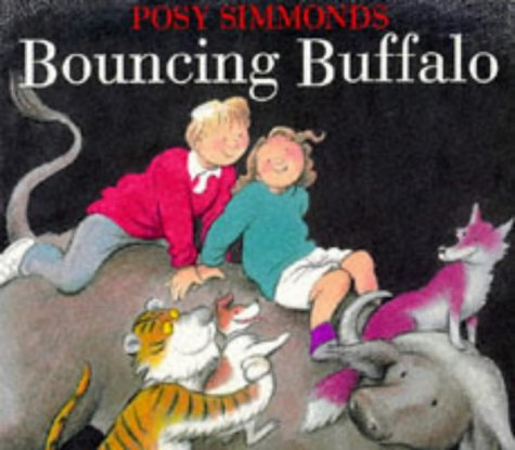 9780099650713: Bouncing Buffalo (A Red Fox Picture Book)