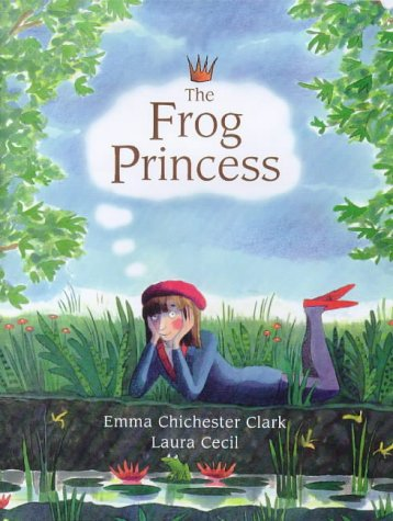 9780099650911: The Frog Princess (Red Fox Picture Book)