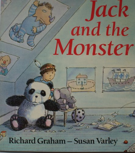 9780099651000: Jack and the Monster (Red Fox picture books)