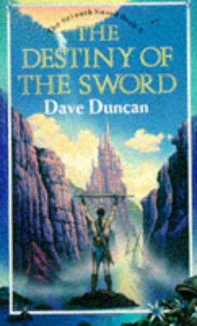 9780099656609: Destiny Of The Sword (The Seventh Sword)