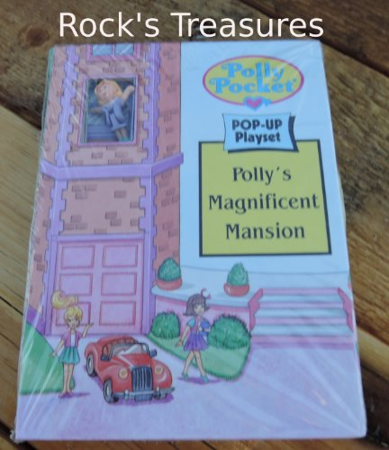 9780099659419: Polly's Magnificent Mansion (Polly Pocket Playset)