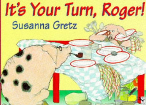 9780099660910: It's Your Turn Roger (A Red Fox picture book)