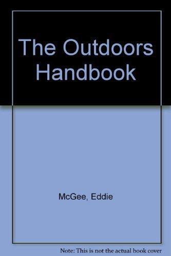 9780099661900: The Outdoors Handbook