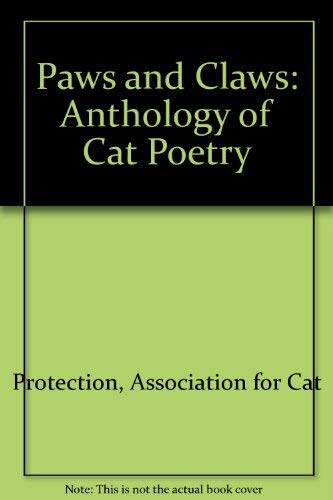 9780099664413: Paws and Claws: Anthology of Cat Poetry