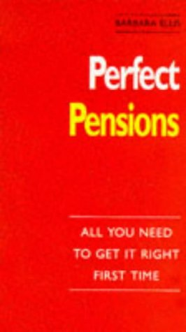 9780099669715: Perfect Pensions (The Perfect Series)