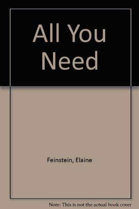 All You Need: Elaine Feinstein