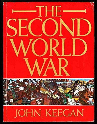 9780099684107: The Second World War