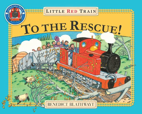 9780099692218: Little Red Train to the Rescue