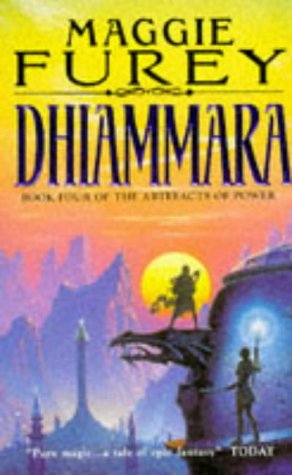 9780099698111: Dhammara Book 4 of the Artefacts of Power