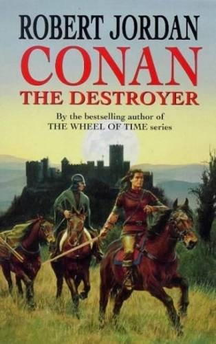 9780099704416: Conan the Destroyer
