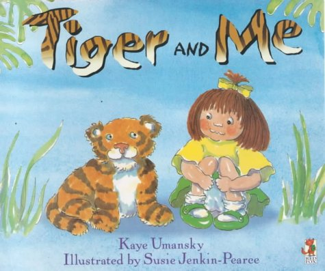 9780099722106: Tiger and Me