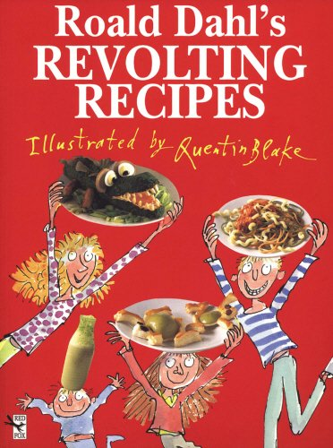 9780099724216: ROALD DAHL'S REVOLTING RECIPES (RED FOX PICTURE BOOK)