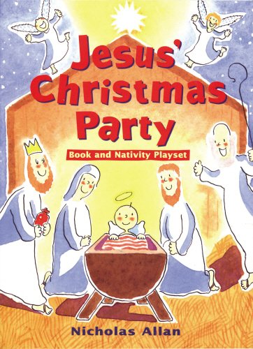 9780099724919: Jesus' Christmas Party
