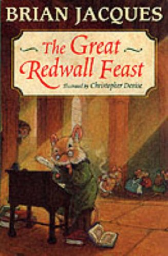 9780099725015: The Great Redwall Feast