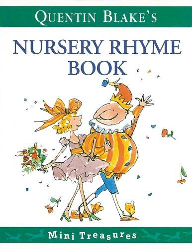 9780099725619: Quentin Blake's Nursery Rhyme Book (Mini Treasure)