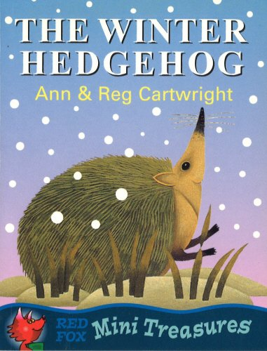 Winter Hedgehog (Mini Treasure): Ann Cartwright, Reg