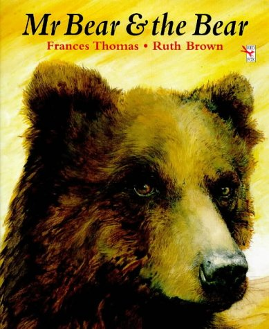9780099726111: Mr.Bear and the Bear (Red Fox picture books)
