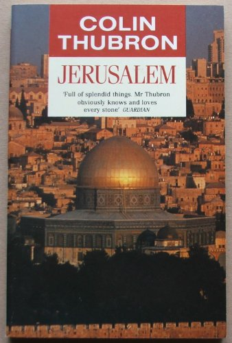 9780099727101: Jerusalem (Century travellers)