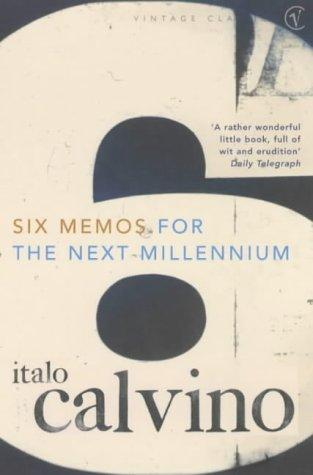 9780099730514: Six Memos for the Next Millennium