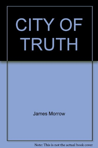 9780099731801: CITY OF TRUTH