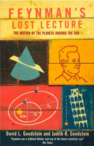 9780099736219: Feynman's Lost Lecture: The Motions of Planets Around the Sun: Motion of Planets Around the Sun