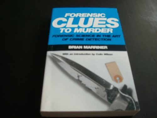 9780099739302: Forensic Clues to Murder