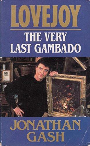 9780099740209: The Very Last Gambado (Lovejoy)