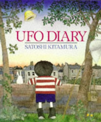 9780099742104: UFO Diary (Red Fox picture books)
