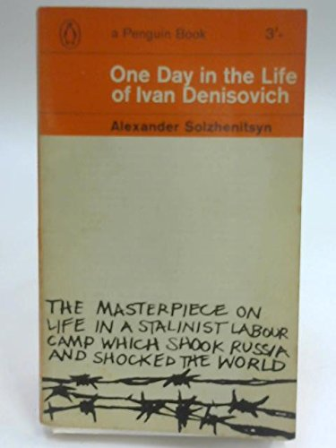 9780099745419: One Day in the Life of Ivan Denisovich