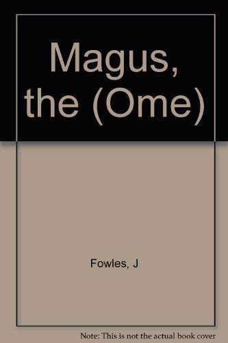 9780099746010: Magus, the (Ome)