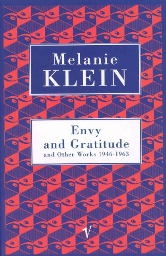 9780099752011: Envy And Gratitude And Other Works 1946-1963 (Contemporary Classics)