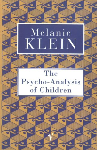 9780099752912: The Psycho-Analysis Of Children (Contemporary Classics)