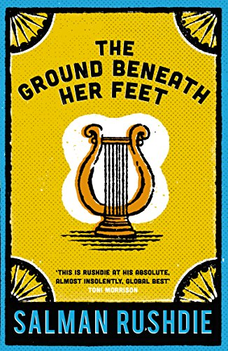9780099766018: The Ground Beneath Her Feet