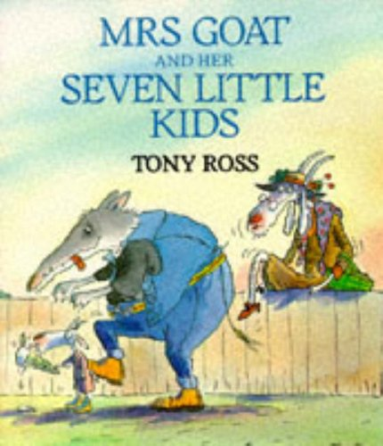 9780099769002: Mrs. Goat and Her Seven Little Kids