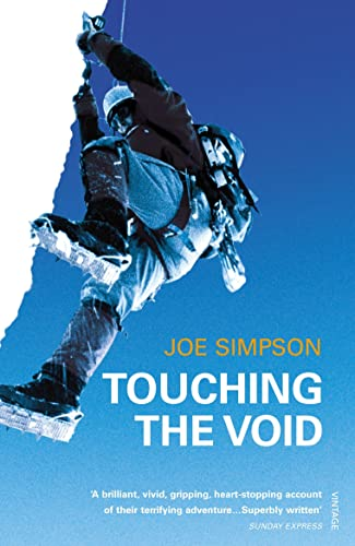 9780099771012: TOUCHING THE VOID