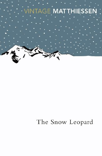 9780099771111: The Snow Leopard