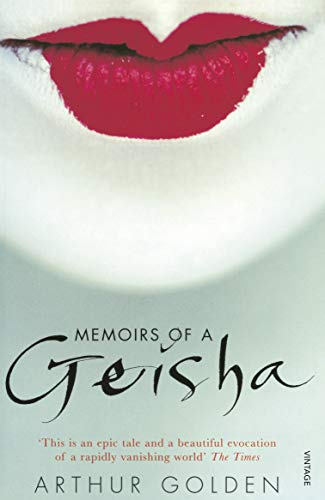 Memoirs of a Geisha Uk: Arthur Golden