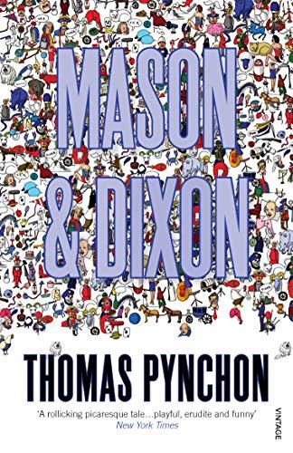 9780099771913: Mason & Dixon (Roman)
