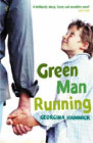 9780099772415: Green Man Running