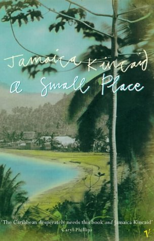 on seeing england for the first time jamaica kincaid