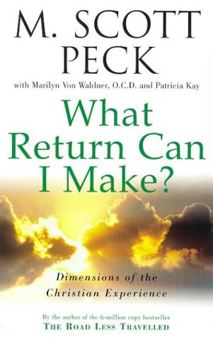 9780099780205: What Return Can I Make