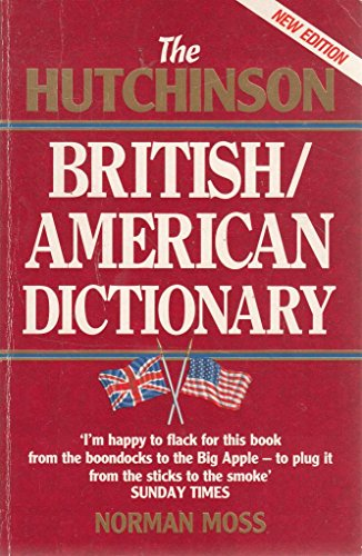 9780099782308: British-American Dictionary